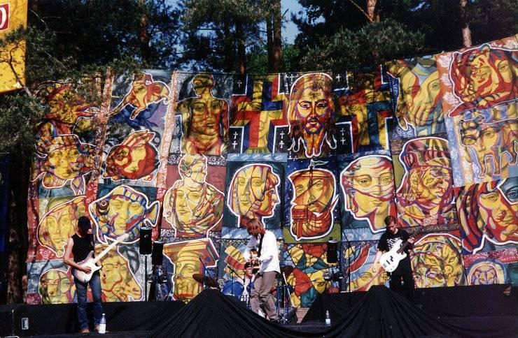 Байк-рок-фестиваль