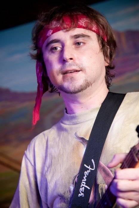 Юрій Верес. Презентація концертної програми групи