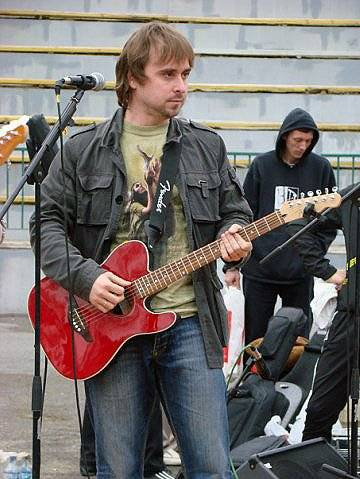 Юрій Верес. Концерт групи
