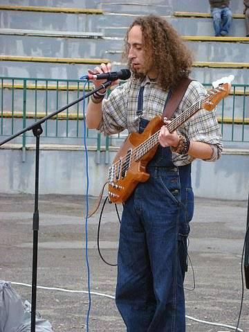 Дмитро Бакрив. Концерт групи