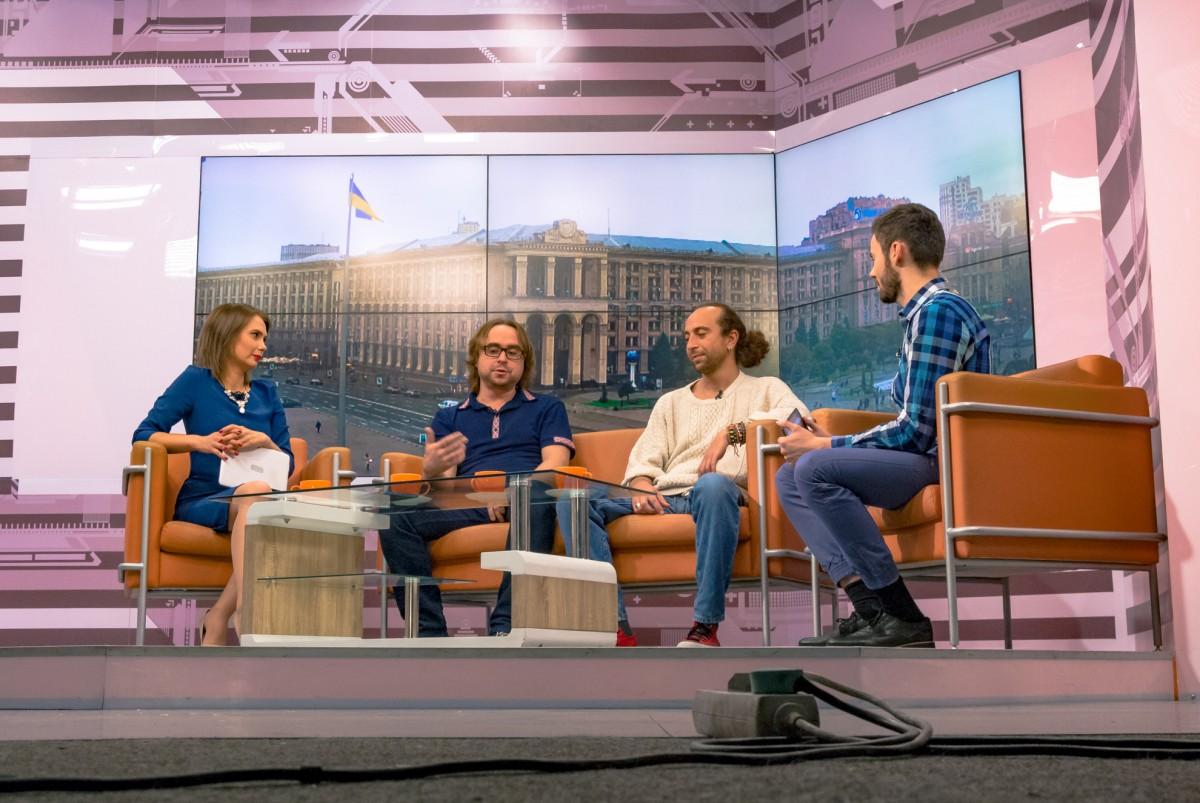 Прямий ефір на телеканалі