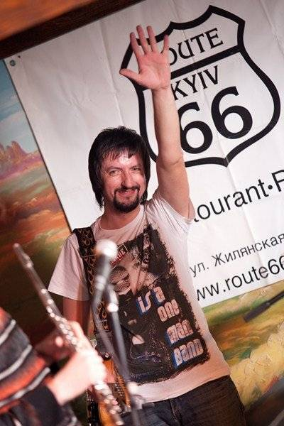 Віктор Чернецький.Тринадцатый день народження гурту