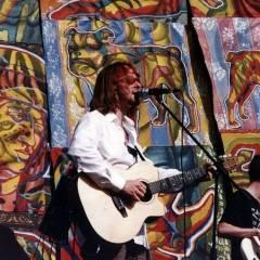"""Юрій Верес. Байк-рок-фестиваль """"ROCK VizOK"""". Виступає """"Кам`яний Гість"""" (24.05.2003, м.Черкаси)"""