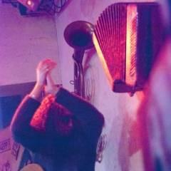 """Дмитро Бакрив. Відео-концерт групи """"Кам`яний Гість"""" (клуб """"Бочка Хмільна, м.Київ, 20.03.2012). Автор фото: Марія Ніколаєва"""