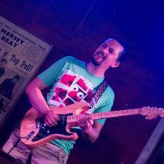 """17-й день народження гурту """"Кам'яний гість"""". Частина 2 (14.05.2015, клуб Docker pub). Автор фото - Марія Ніколаєва"""