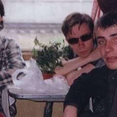 В.Чернецький, І.Козаченко, А.Тараненко. Поїзд Москва-Київ (02.06.2004)