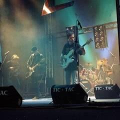 """ДК КПІ. Гала-концерт фестивалю """"Подих"""", виступ групи """"Кам`яний Гість"""" (м.Київ, 20.10.2002)"""