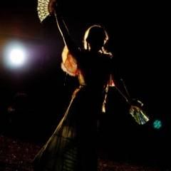 """Фестиваль """"Трипільське коло 2012. Парад стихій"""". Автор фото: Марія Ніколаєва"""