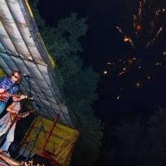 """""""Кам`яний Гість"""" на """"Остер-мотофесті 2011"""" (м.Остер, 13.08.2011)"""