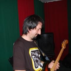 """Віктор Чернецький. Група """"Кам`яний Гість"""". Репетиція 2010 (Barabass Records)"""