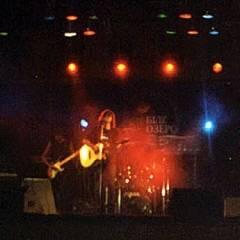 """""""Кам`яний Гість"""" на фестивалі """"Біле озеро"""" (м.Кузнецовськ, 27-28.07.2002)"""