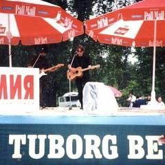 """Група """"Кам`яний Гість"""". Концерт в Гідропарку. Фото різних років"""