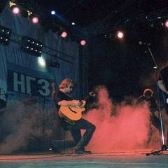 """Група """"Кам`яний Гість"""" на фестивалі в Миколаєві. Фото різних років"""