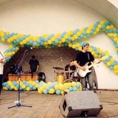 """Група """"Кам`яний Гість"""" на фестивалі Голосіївські забави (м.Київ). Фото різних років"""