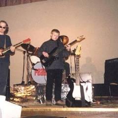 """Концерт групи """"Кам`яний Гість"""" в ДК заводу Ленінська кузня. Фото різних років"""