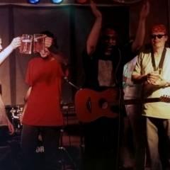 """Концерт групи """"Кам`яний Гість"""" в клубі """"Пивна бочка"""" (м.Київ, 23.07.2004)"""