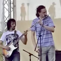 В.Чернецький, А.Сурмін. Виступ групи