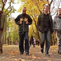 """""""Кам'яний гість"""" у Харкові, перед спільним концертом з гуртом """"Крематорій"""" (16.10.2009)"""