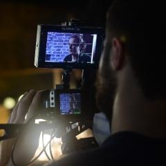 """Зйомки кліпу """"Там, за горами"""" гурту """"Кам`яний гість"""".Автор - Марія Ніколаєва _34"""
