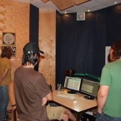 """Запис альбому гурту """"Кам'яний гість"""" у студії """"Kaska Records"""" (2011)"""