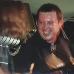 """Юрій """"Брайтон"""". День народження гурту """"Кам'яний гість"""" в """"Docker Pub"""" (07.04.2004, м.Київ). Фотограф Руслан Абсурдов"""