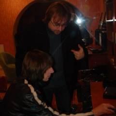 "Запис пісні ""Блюз шамана"" (Barabass Records, 2011)"