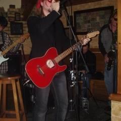 """""""Jim Morrison Fest"""" (м.Київ, клуб """"Store 205"""", 12.12.2004). Фото Марії Ніколаєвої"""