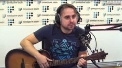 May 14 Yurii Veres live on Hromadske Radio