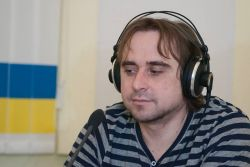 Yuriy Veres - guest live broadcasts on radio Era FM and UR-1