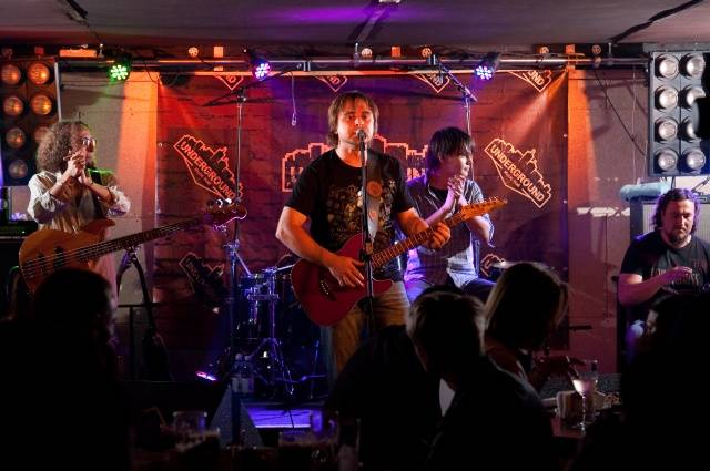Кам'яний Гість у Underground Music Hal